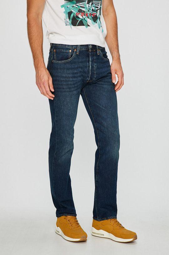 bleumarin Levi's - Jeansi 501 De bărbați