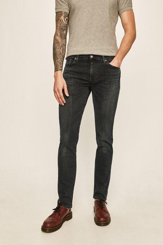 bleumarin Levi's - Jeansi 511 De bărbați