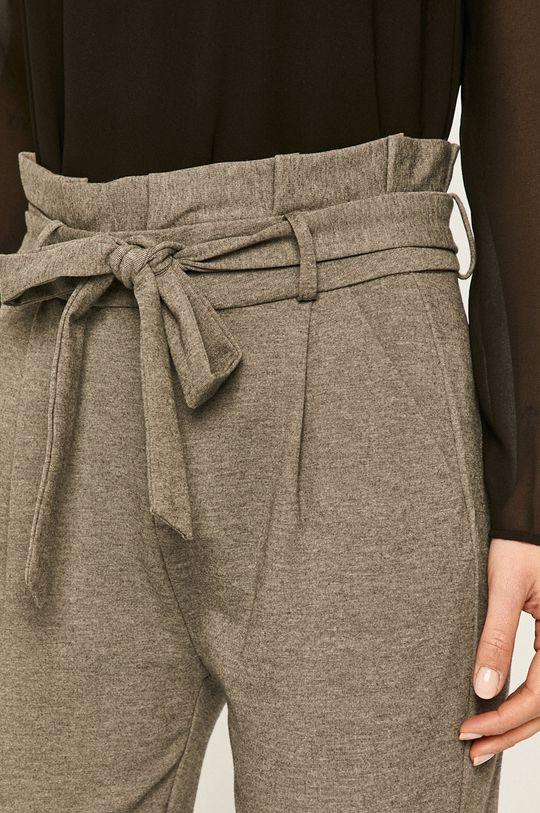 šedá Vero Moda - Kalhoty