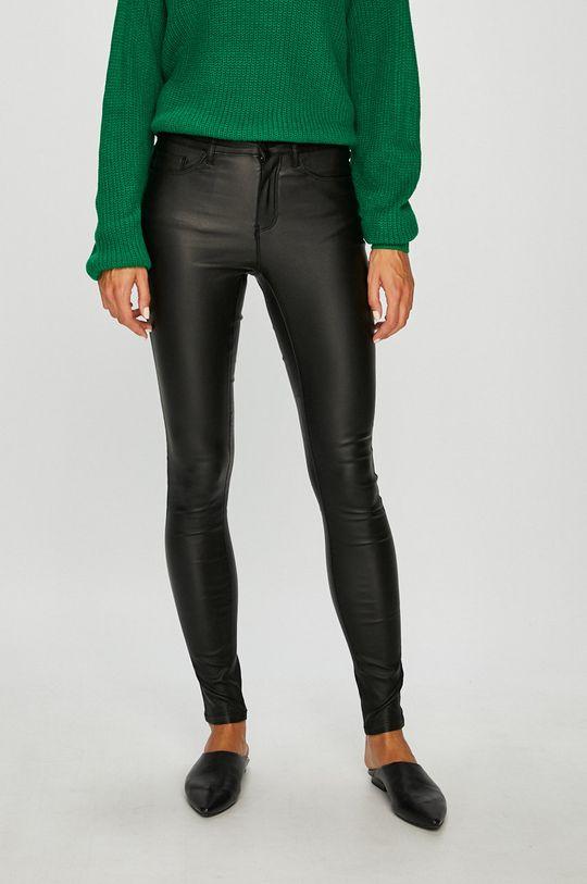 černá Only - Kalhoty Anne Dámský