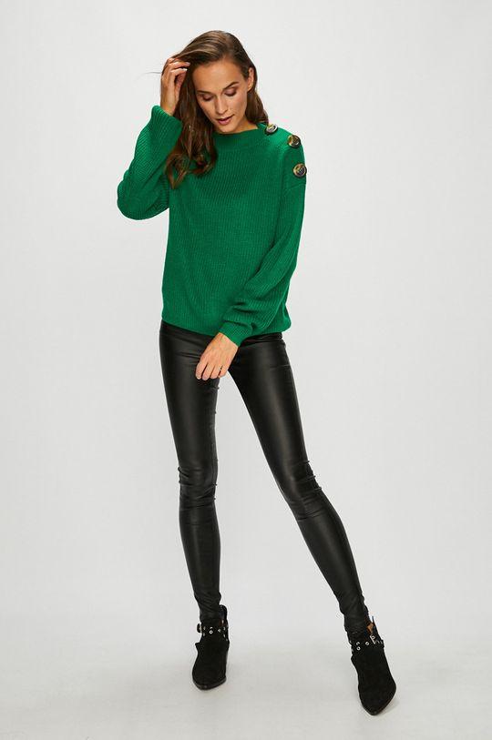 Only - Kalhoty Anne černá