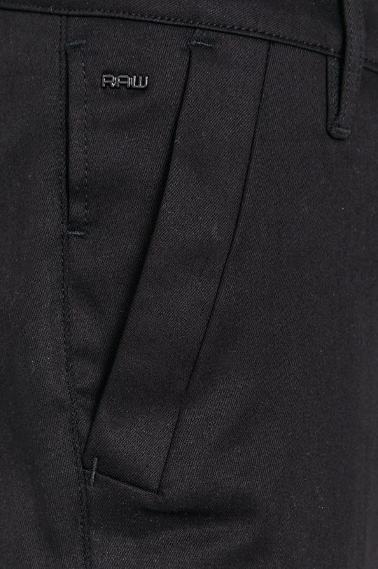czarny G-Star Raw - Spodnie Bronson