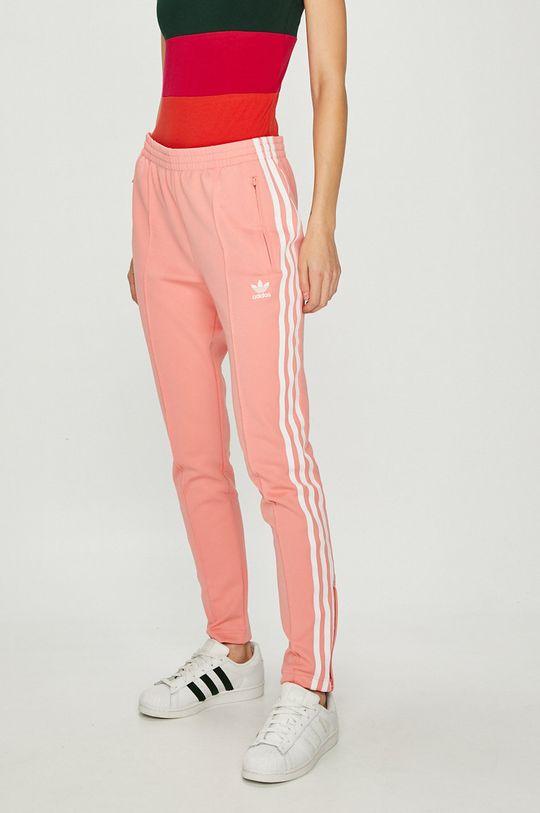 розов adidas Originals - Панталони Жіночий