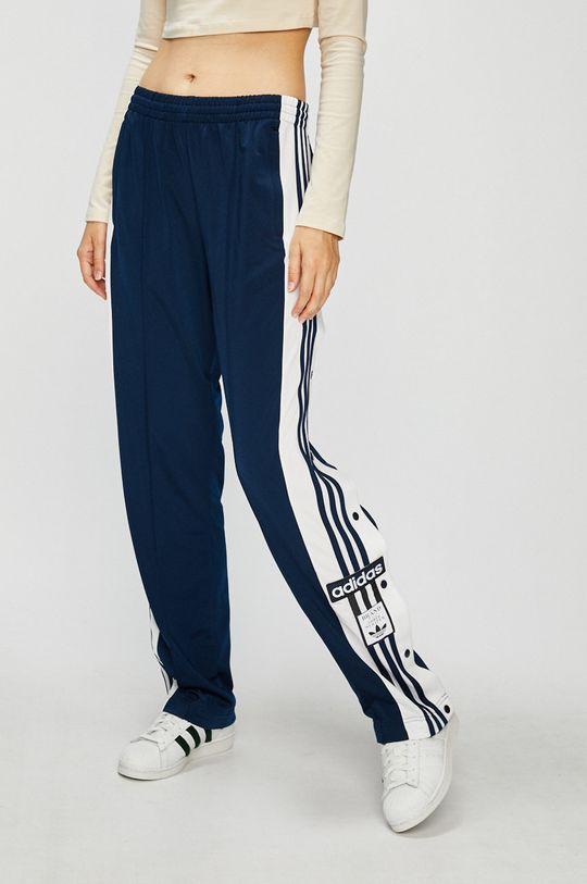 тъмносин adidas Originals - Панталони Жіночий