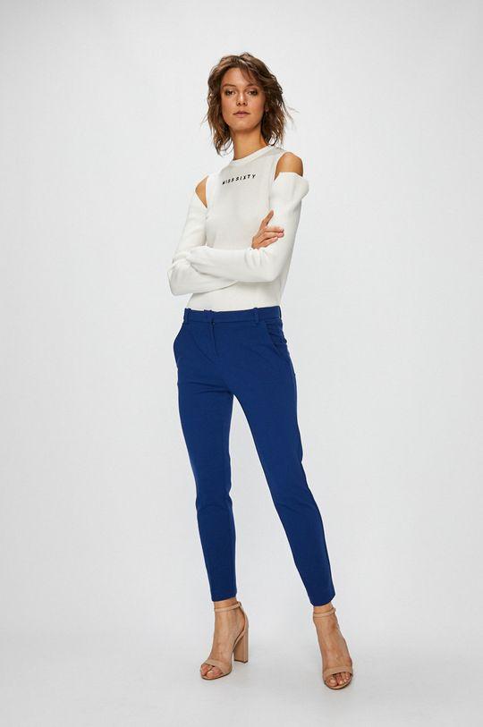 Pinko - Kalhoty modrá