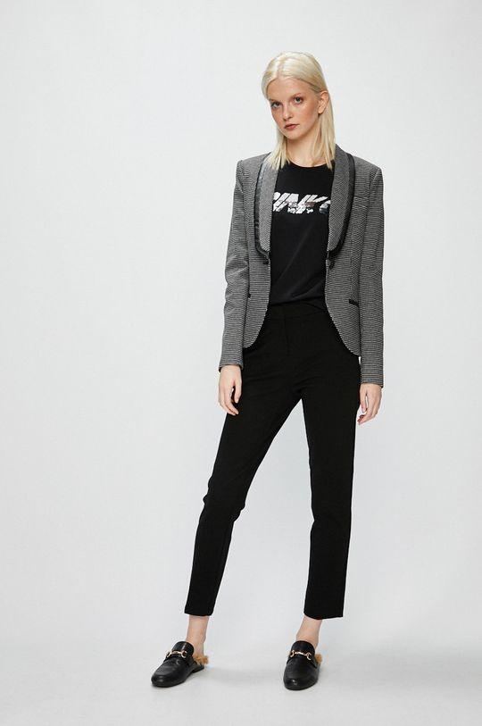 Pinko - Kalhoty černá