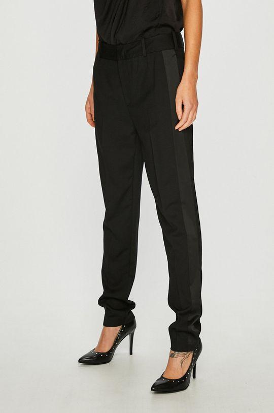 černá Pinko - Kalhoty Dámský