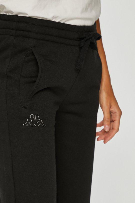 černá Kappa - Kalhoty Taima