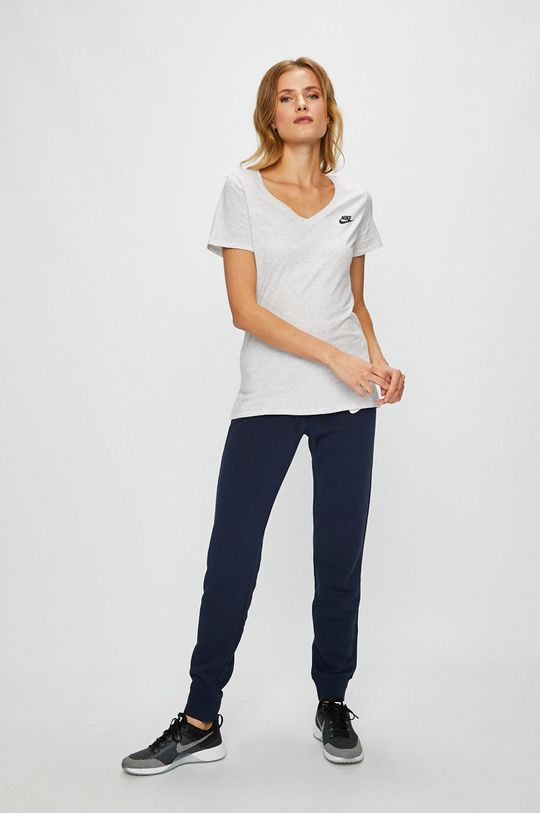 Nike Sportswear - Kalhoty námořnická modř