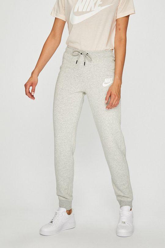 šedá Nike Sportswear - Kalhoty Dámský