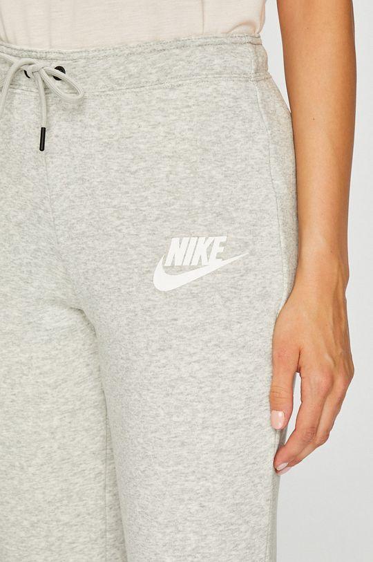šedá Nike Sportswear - Kalhoty