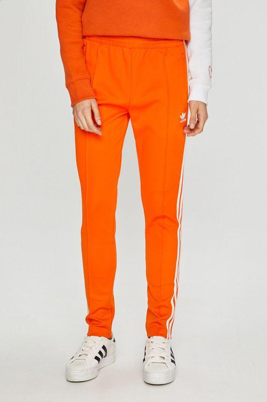 оранжев adidas Originals - Панталони Жіночий