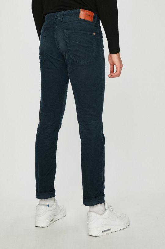 Pepe Jeans - Kalhoty 98% Bavlna, 2% Elastan