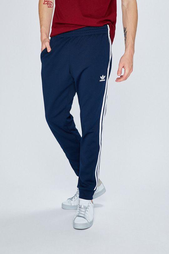 тъмносин adidas Originals - Панталони Чоловічий