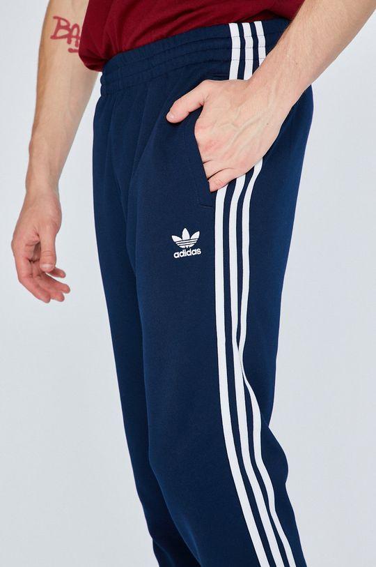 тъмносин adidas Originals - Панталони