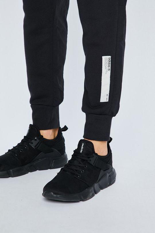 fekete adidas Originals - Nadrág