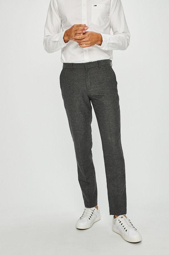 šedá Premium by Jack&Jones - Kalhoty Pánský