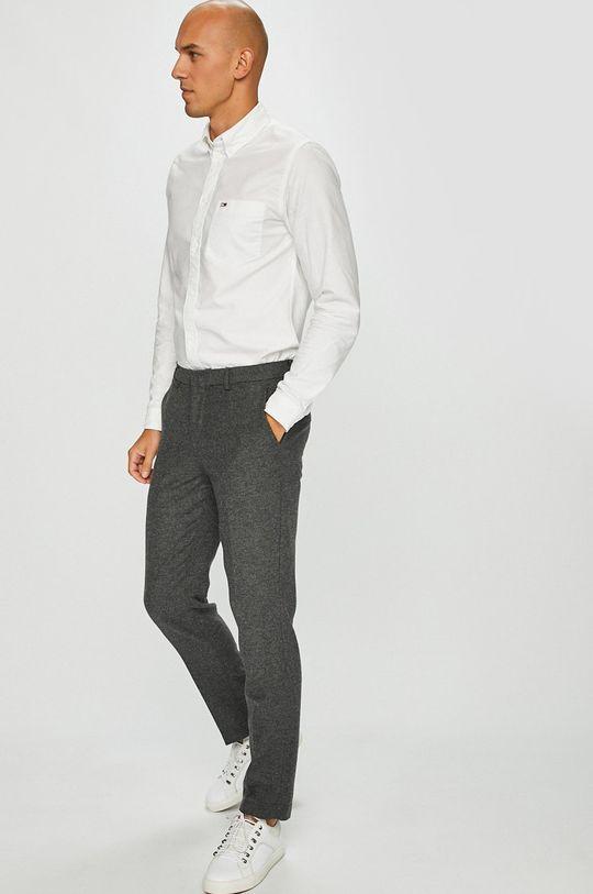 Premium by Jack&Jones - Kalhoty šedá