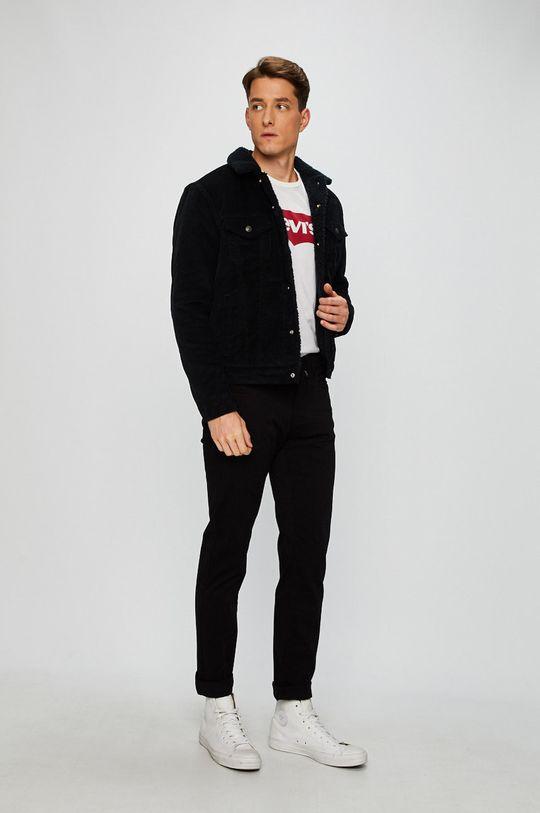 Pierre Cardin - Kalhoty černá