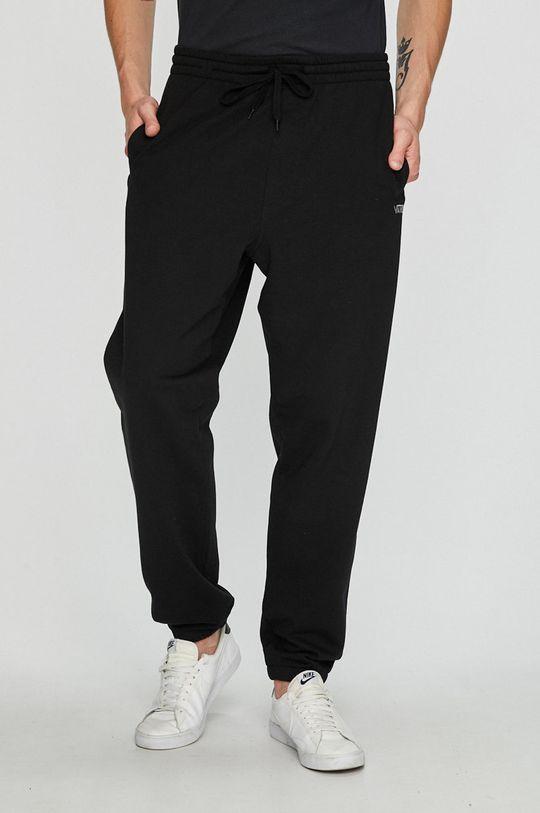 czarny Vans - Spodnie Męski