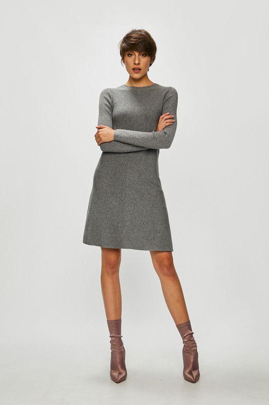 Vero Moda - Sukienka szary