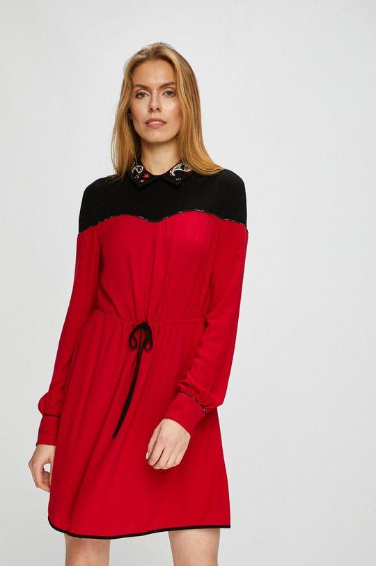 červená Pinko - Šaty Dámský