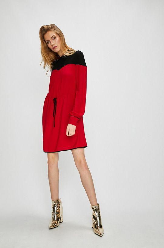 Pinko - Šaty červená