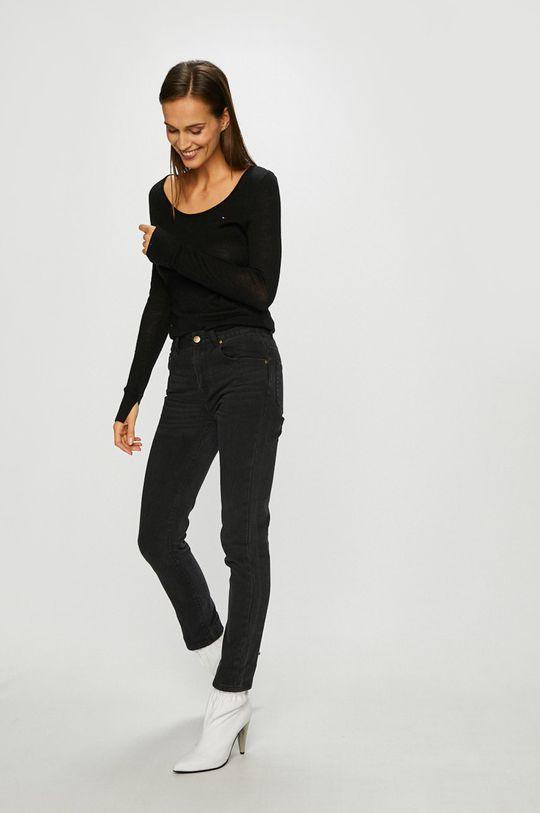 Tommy Jeans - Светр чорний