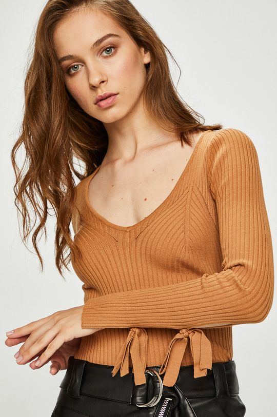 коричневий Guess Jeans - Светр Жіночий