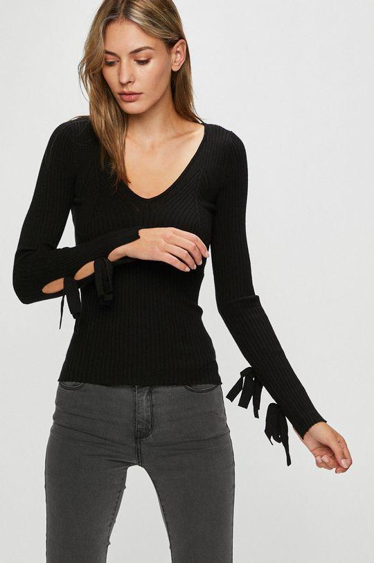 чорний Guess Jeans - Светр Жіночий