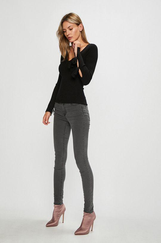 Guess Jeans - Светр чорний
