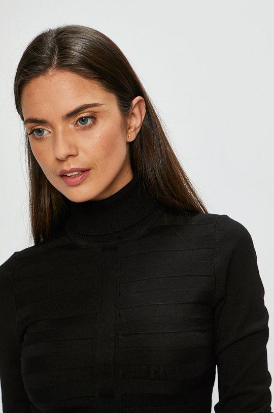 Morgan - Sweter czarny