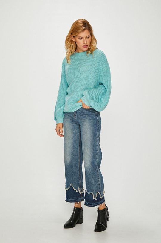 Pepe Jeans - Svetr modrá