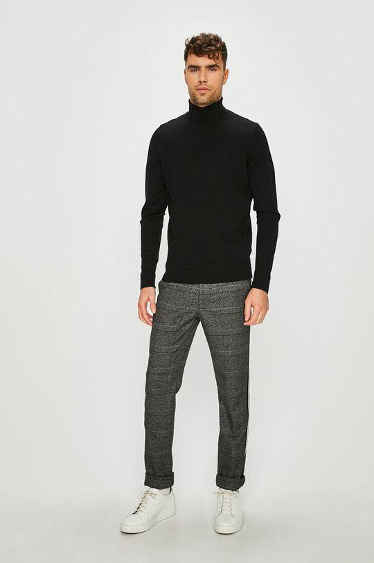 Calvin Klein - Svetr černá