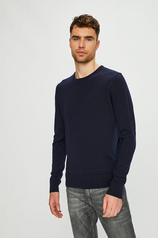 námořnická modř Calvin Klein - Svetr Pánský