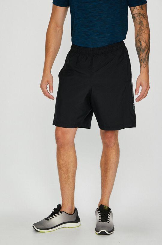 negru Under Armour - Pantaloni scurti   Woven Graphic De bărbați