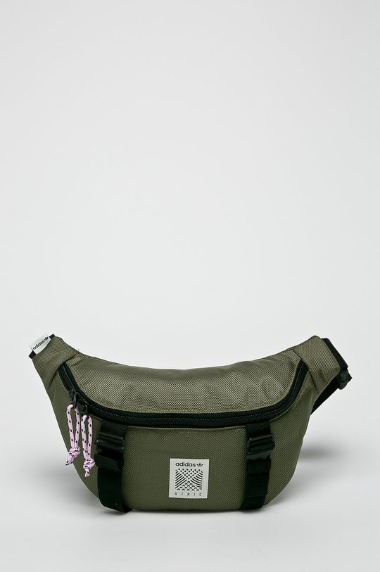 светла маслина adidas Originals - Чанта бъбрек Жіночий