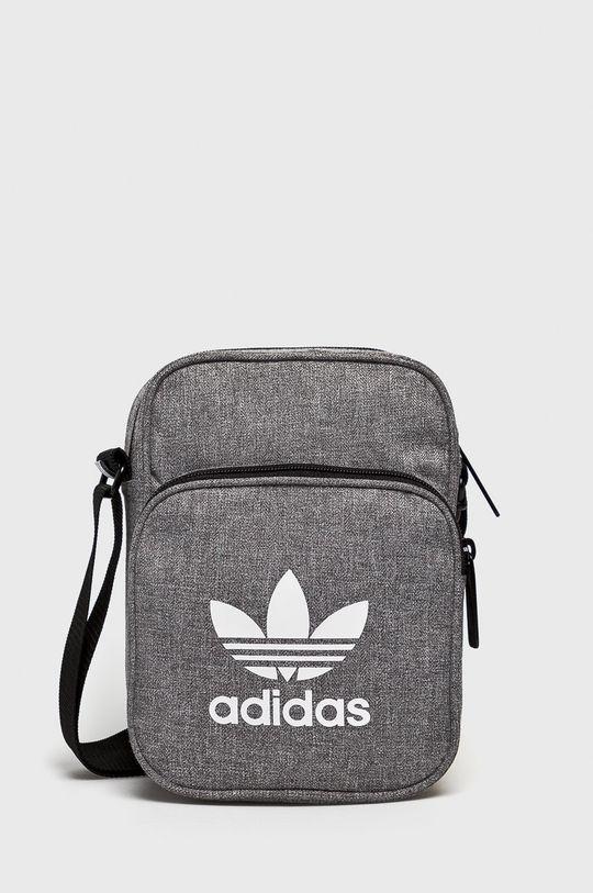 сив adidas Originals - Чанта бъбрек Чоловічий