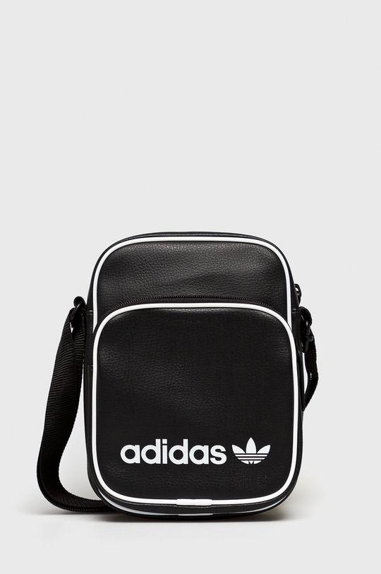 čierna adidas Originals - Taška Pánsky