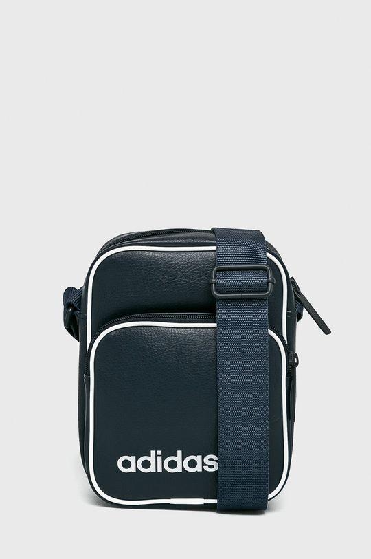 тъмносин adidas Originals - Чанта бъбрек Чоловічий