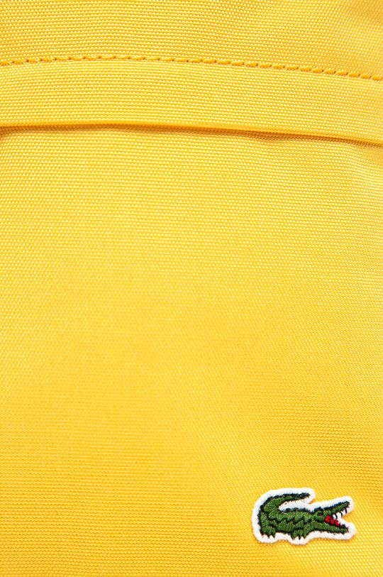 Lacoste - Torba żółty