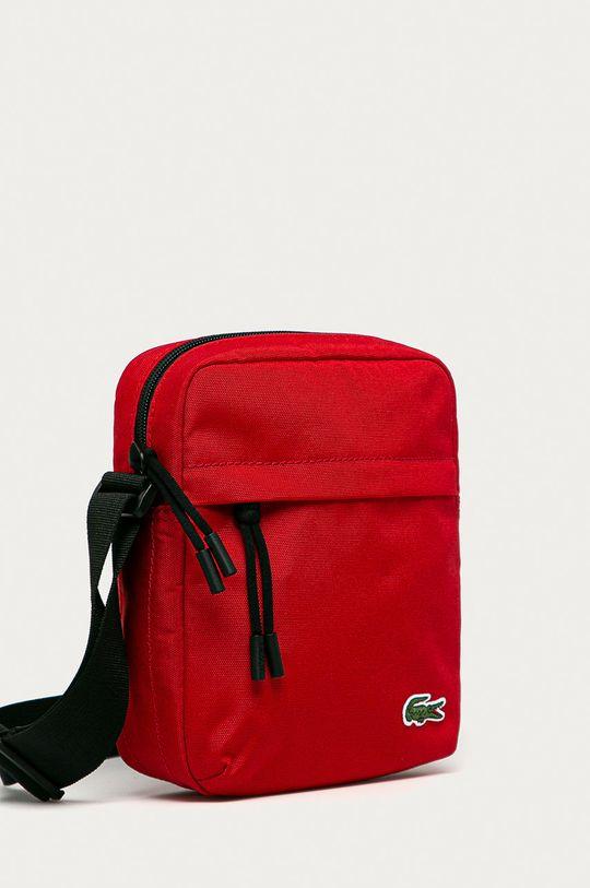 Lacoste - Taška červená
