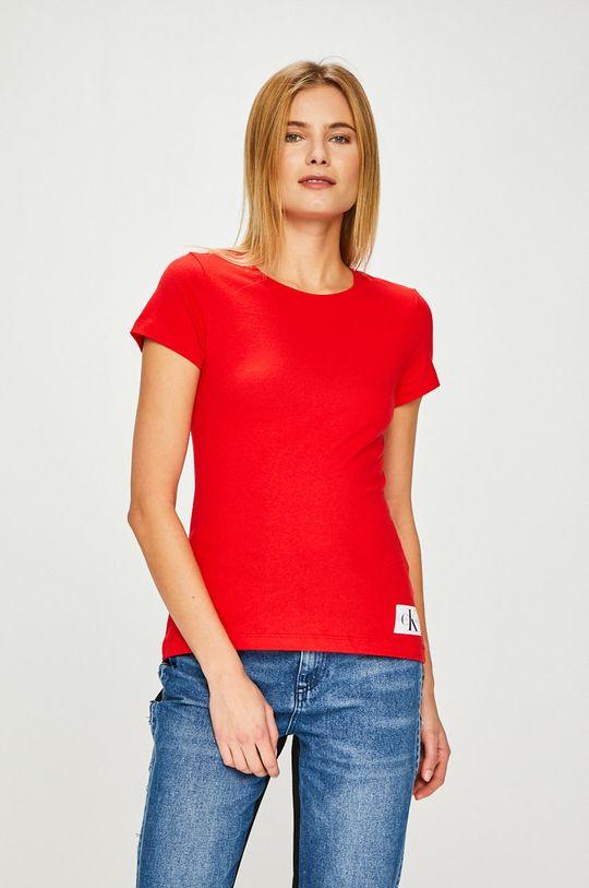 rosu Calvin Klein Jeans - Top De femei