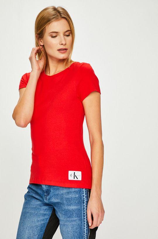 rosu Calvin Klein Jeans - Top