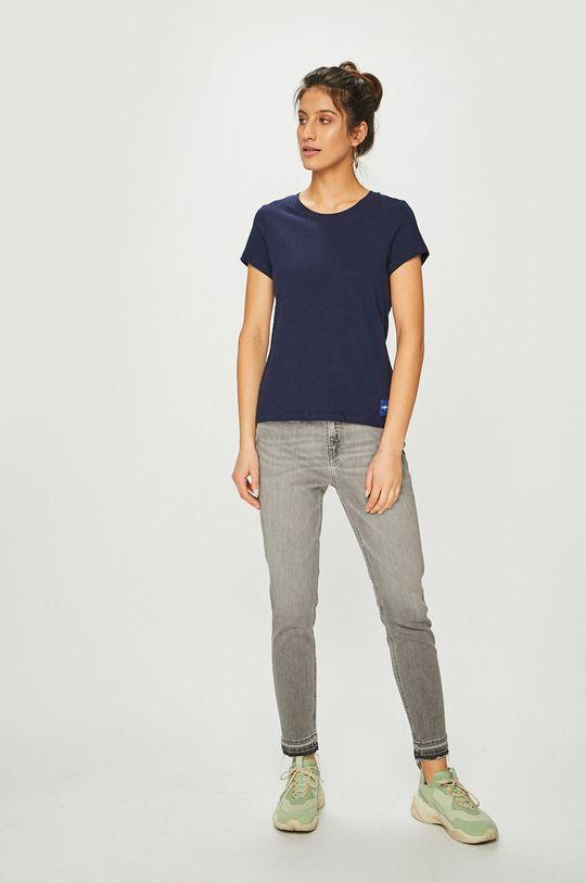 Calvin Klein Jeans - Top bleumarin