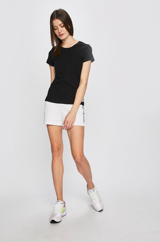 Calvin Klein Jeans - Top negru
