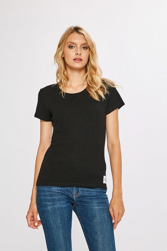 negru Calvin Klein Jeans - Top
