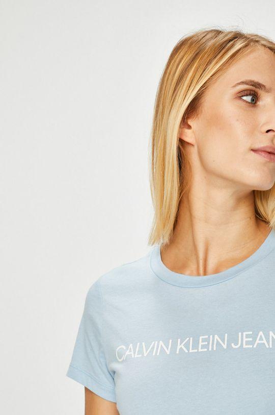 světle modrá Calvin Klein Jeans - Top