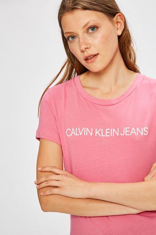 růžová Calvin Klein Jeans - Top
