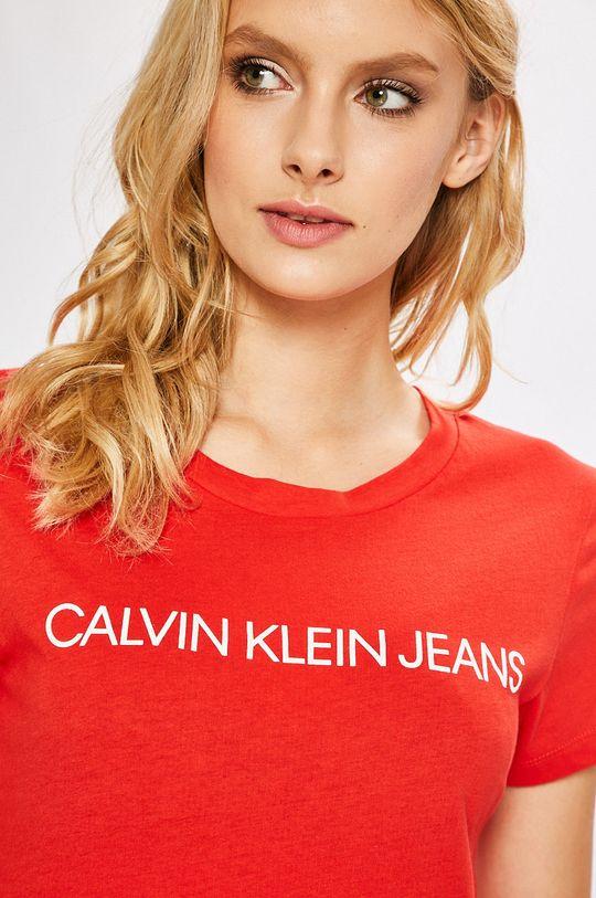 červená Calvin Klein Jeans - Top